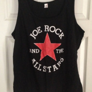 Joe Rock & The All-Stars Women's Tank Top