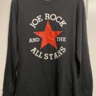 Joe Rock & The All Stars Long Sleeve T-Shirt