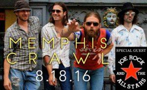 Memphis Crawl